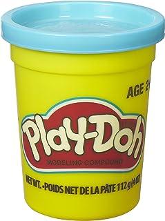 Hasbro 孩之宝 Play-Doh 培乐多彩泥 单杯装新版 亮蓝色 B7416