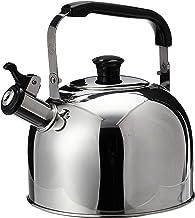 Zebra 113524 Stainless Steel Whistling Kettle, Smart, 3.5L