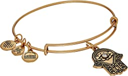 Alex and Ani - Path of Symbols-Hand of Fatima III Bangle