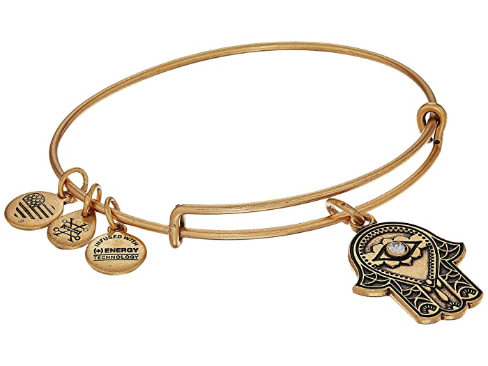 Alex And Ani Path Of Symbols Hand Of Fatima Iii Bangle