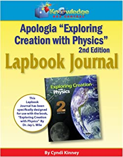 Apologia Exploring Creation with Physics - 2nd ed - Lapbook Journal