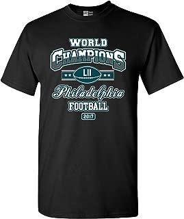 World Champion Philadelphia Football DT Adult T-Shirt Tee