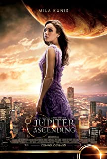 NewBrightBase Jupiter Ascending Fabric Cloth Rolled Wall Poster Print - Size: (36