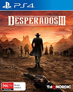 Desperados III - PlayStation 4