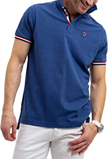 U.S. Polo Assn. Men's Short Sleeve Classic Fit Solid...