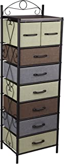 Best household essentials 8 drawer tower Reviews