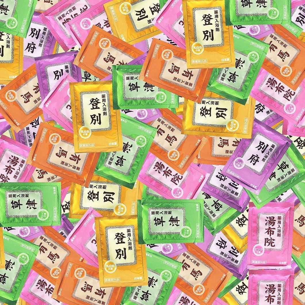 ブロックスクレーパー代表入浴剤 ギフト プレゼント 湯宿めぐり 5種類 (200袋)セット