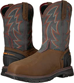 Distressed Brown/Storm