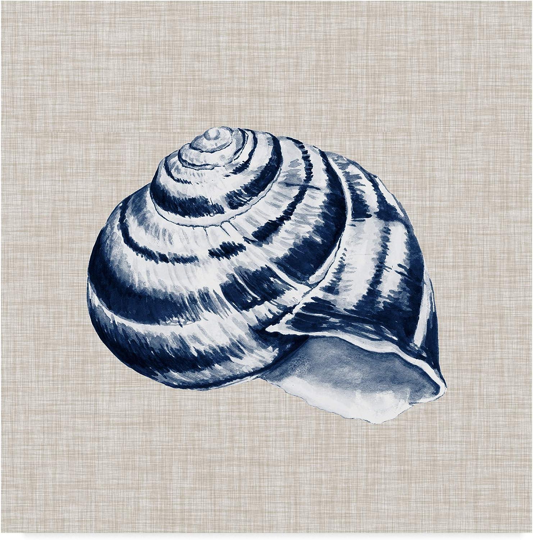 Trademark Fine Art Ocean Memento I by Vision Studio, 14x14