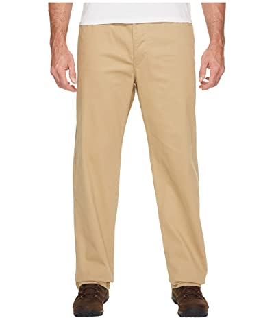 Columbia Big Tall Pilot Peak Five-Pocket Pants (Crouton) Men