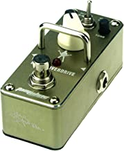 Tom`sline Engineering Overdrive Effect Pedal - Vintage Overdrive Signature Michael Angelo Batio Mini Pedal AGR3S