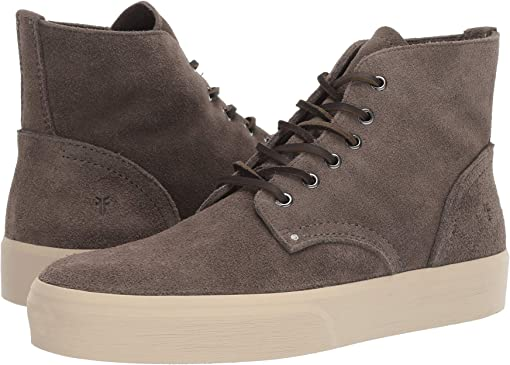Slate Oiled Suede