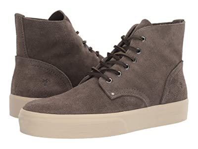 Frye Beacon Lace-Up (Slate Oiled Suede) Men
