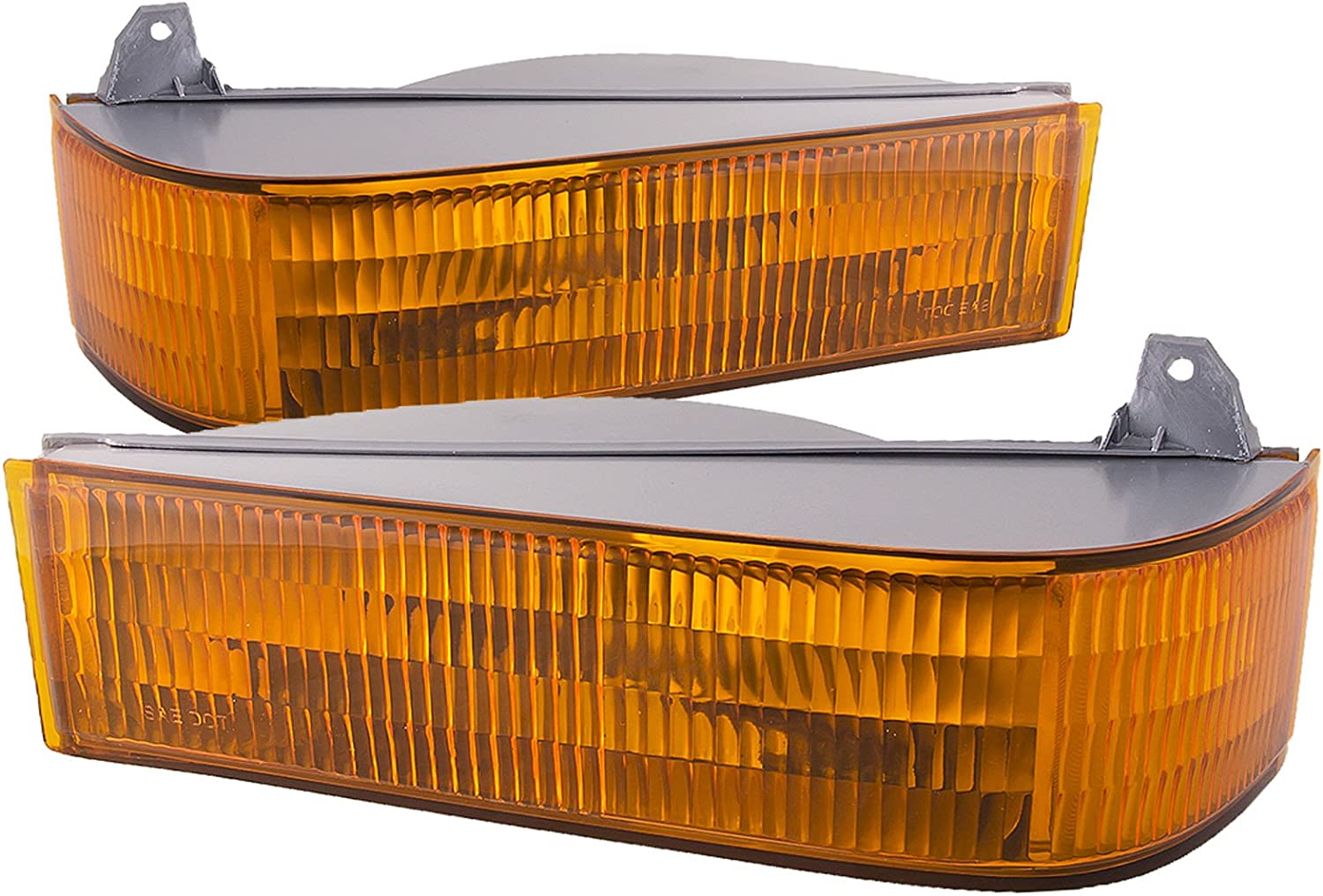 HEADLIGHTSDEPOT Signal Lights At the price of surprise Compatible Chicago Mall with II Bronco Ford Exp