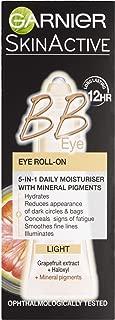 Bb Cream Miracle Skin Perfecter Eye By Garnier Roll-on Light Spf25 7m
