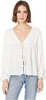 Amuse Society Local Favorite Woven Top