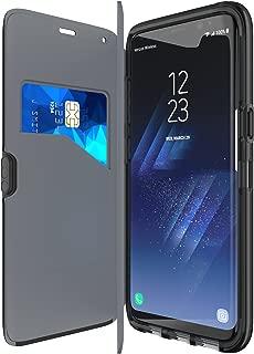 Tech21 Evo Wallet Case for Galaxy S8 - Black