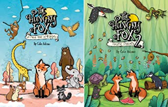 The Hungry Fox Adventures (2 Book Series)