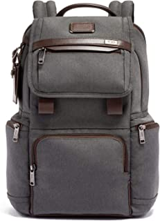 TUMI - Alpha 3 Flap Backpack - 15 Inch Computer Bag for Men and Women