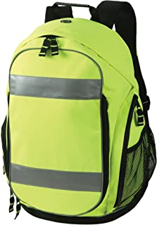 hi vis reflective backpack