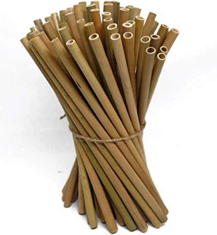 36 Organic Bamboo Rods Stakes Poles All Natural Wind Chimes Craft Floral Gardening Supplies Decor DIY Wand Wood Frames Art Hand Made Marker