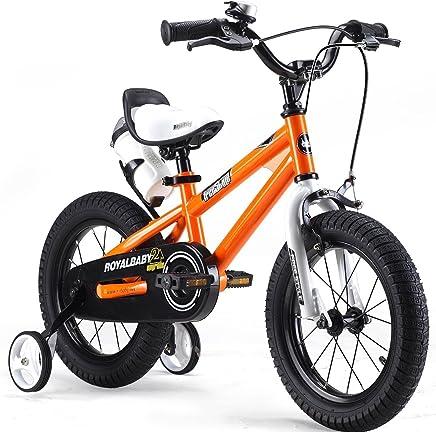 "3c01c8c8174 Royalbaby freestyle boy's girl's kids children child bike bicycle 6  colours, 12"", 14"