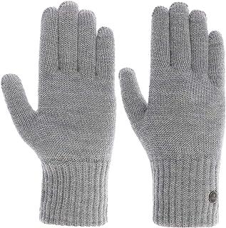 Lierys Guanti da Uomo Merino Donna - Made in Italy a dita lana autunno/inverno