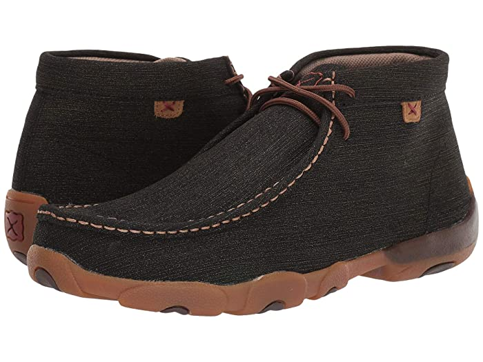 Twisted X  MDM0080 (Rubberized Brown) Mens Shoes