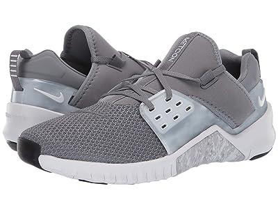 Nike Free Metcon 2 (Cool Grey/Pure Platinum/Wolf Grey/Black) Men