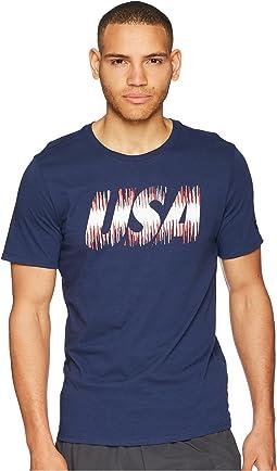 Nike USA Tee Pride