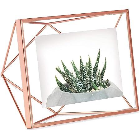 Umbra Prisma Cornice, Metallo, Rame, 10x15