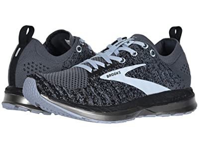 Brooks Bedlam 2 (Black/Grey/Kentucky Blue) Women