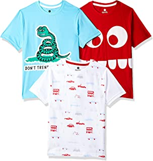 Cloth Theory Boy's Regular fit T-Shirt