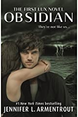 Obsidian (Lux - Book One) (Lux Series 1) Kindle Edition