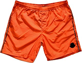 Bañador tipo bóxer para niño E1 954 0074305 53326 naranja