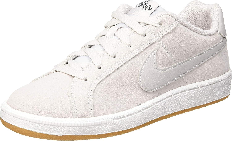 Nike Men's Court Royale Suede Gymnastics shoes, Vapste Grey Black 014, 6 UK