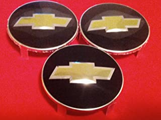 3PCS. CHEVY BOWTIE TAHOE/TRUCK/COBALT/ETC AIRBAG AIR BAG EMBLEM LOGO LOT OF 3