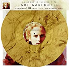 An Acoustic Evening With Art Garfunkel (Bright Eyes, Sound Of Silence) Limitiert und nummeriert (1111 Stück) 180 Gr. Marbled Vinyl [Vinyl LP] [VINYL]