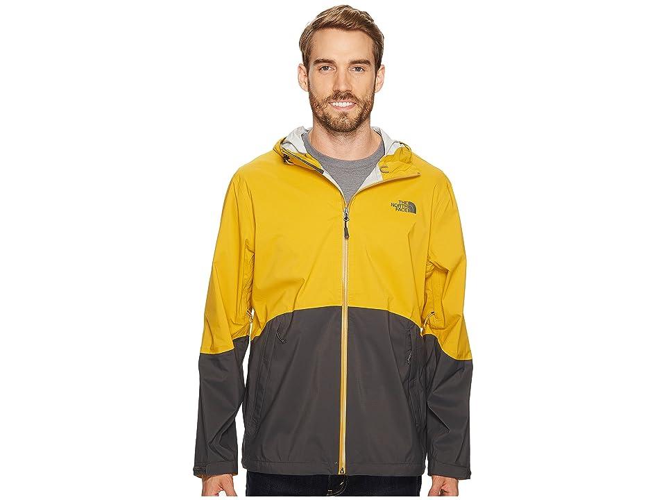 The North Face Matthes Jacket (Arrowwood Yellow/Asphalt Grey) Men