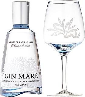 Gin Mare Gin  1 Coppa Glas 1 x 0.7 l, 22759
