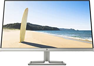 HP 27fw (27 Zoll Full HD IPS) Monitor (AMD FreeSync, 2x HDMI, 1x VGA, 1920 x 1080, 60Hz, 5ms Reaktionszeit) weiß silber