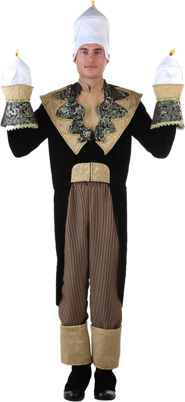 descuento de ventas Adult Candlestick Fancy dress dress dress costume  envío gratuito a nivel mundial