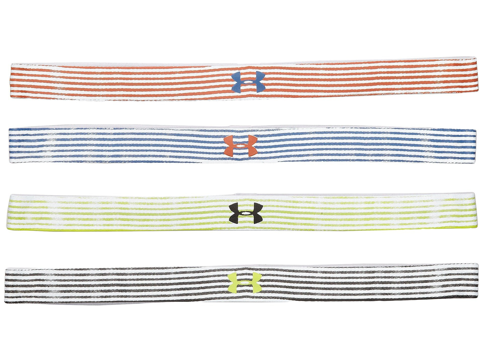 Accesorios para Cabezas Femeninas Under Armour UA Reflective Mini Headbands  + Under Armour en VeoyCompro.net