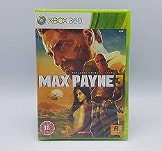 Max Payne 3 Xbox 360 by Rockstar