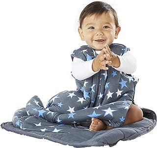 Gunapod BambooRayon Unisex Wearable Blanket Baby Sleeping Bag with WONDERZiP 9-18 Months