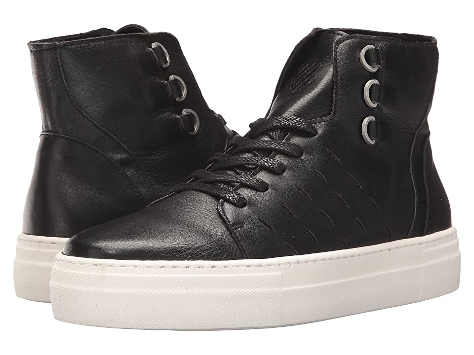 K-Swiss Modern High (Black/Off-White) Women
