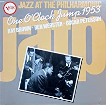 Jazz at the Philharmonic: One O'Clock Jump 1953