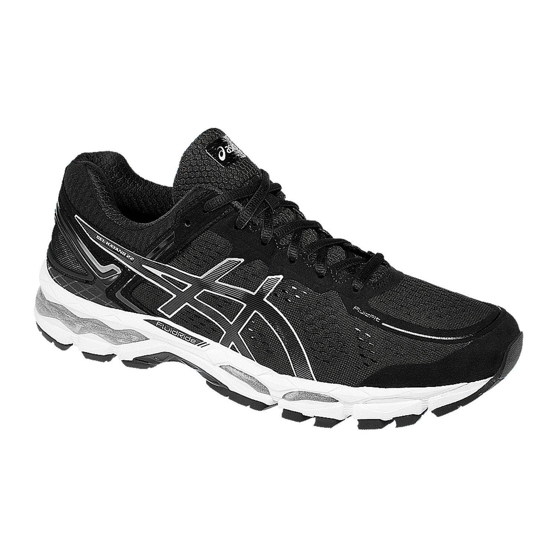 ASICS Gel-Kayano 22 Carretera Zapatillas de Running – Hombre, Black Onyx Silver: Amazon.es: Deportes y aire libre