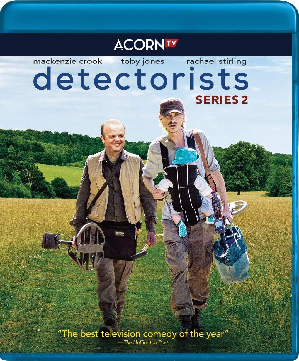 Detectorists Series Ultra-Cheap Deals Blu-ray 2 depot