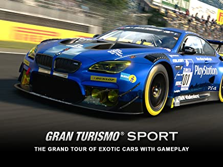 Clip: Gran Turismo Sport: The Grand Tour of Exotic Cars with Gameplay